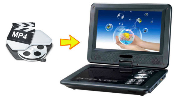 Solve problem with reading MP4 files on DVD Player - MP4 Pedia
