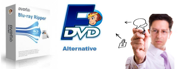 DVDFab Blu-ray Ripper Mac alternative