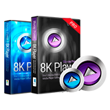 8K Player Pro for Mac