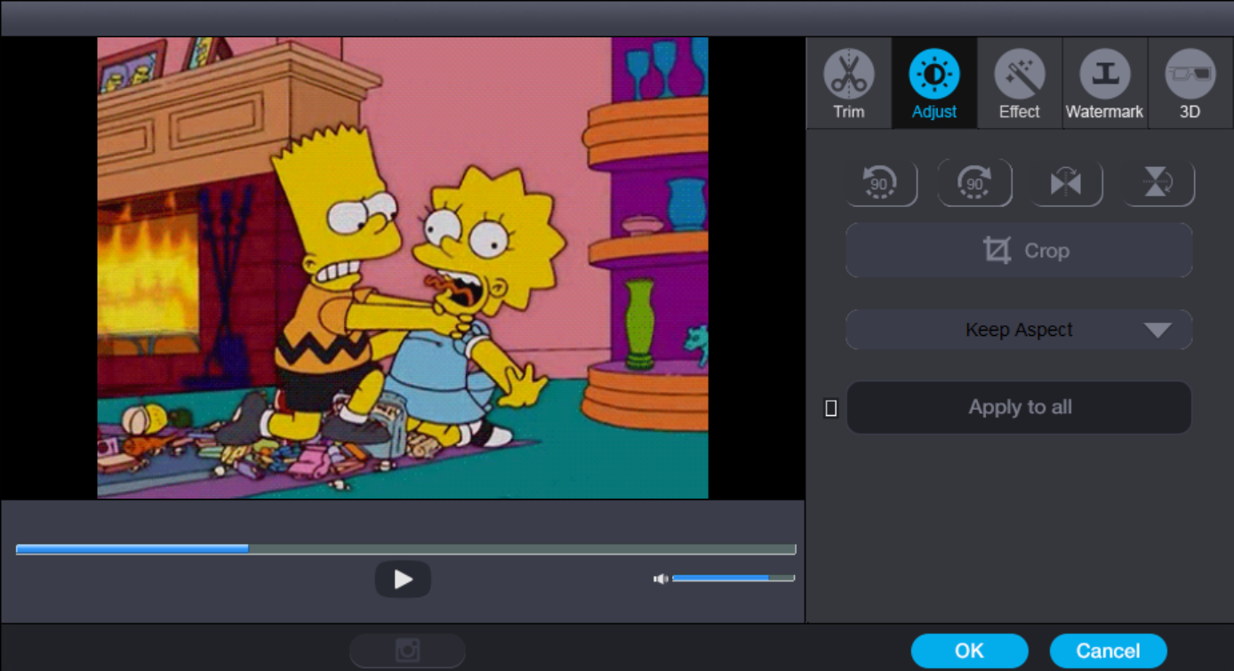 Dimo re-imagined video editor