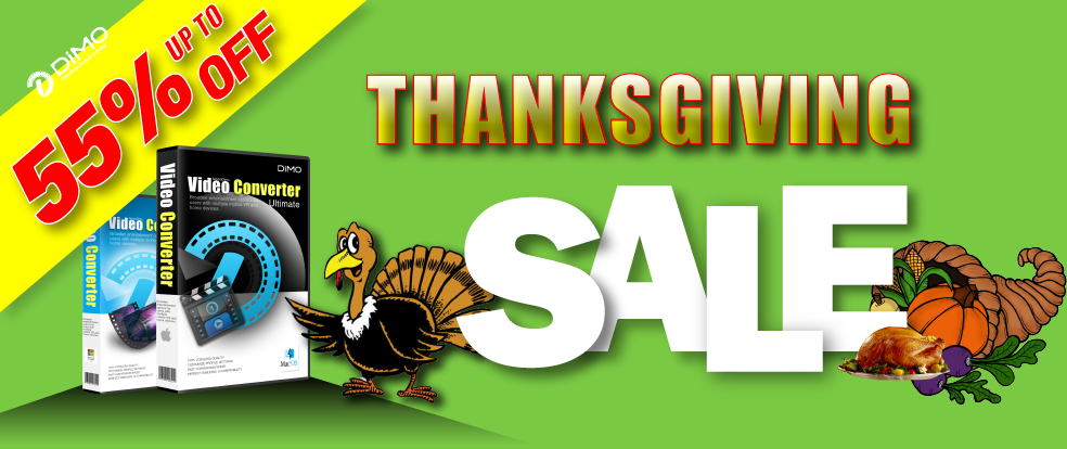 Thanksgiving Giveaway and Sale