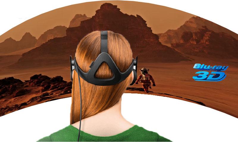 best 3d Blu-ray Ripper for Oculus