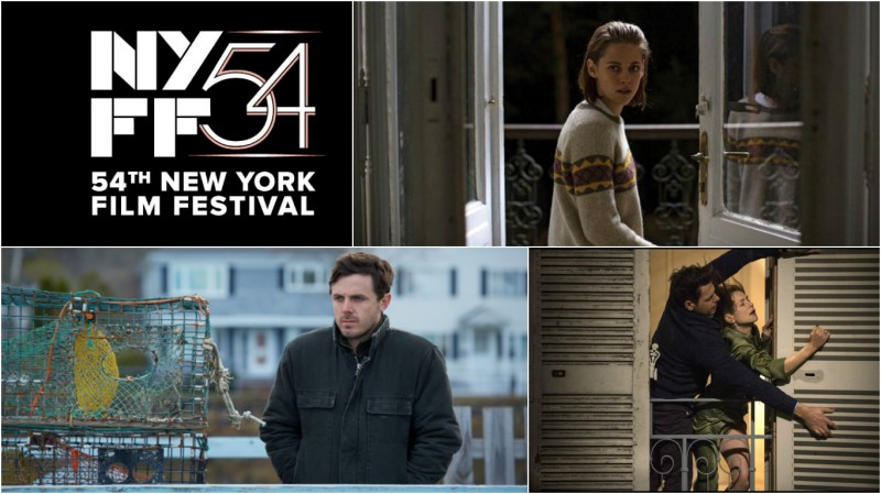 54th New York Film Festival Movies Playback Guide