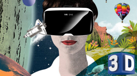 Watch 3D movies on Zeiss VR One via iPhone/Android