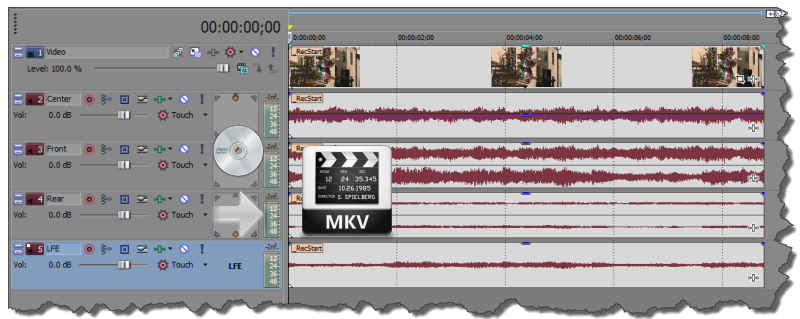 Copy DVD to lossless MKV? Find the quickest solution here!