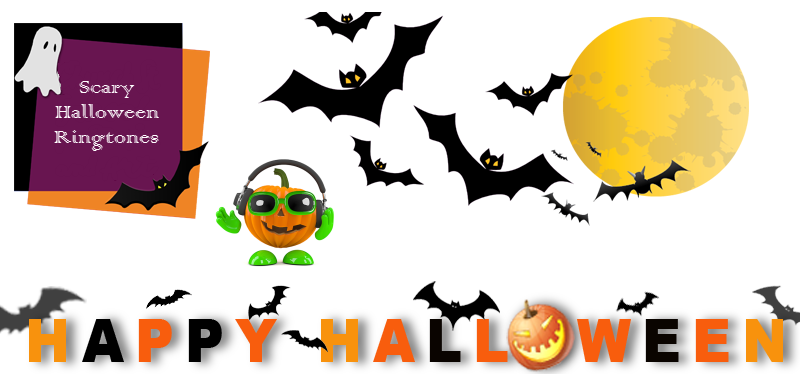 Create free Halloween Ringtones for iPhone to scare friends