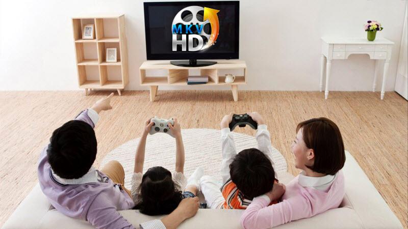 Best Workaround to watch MKV on Samsung TV