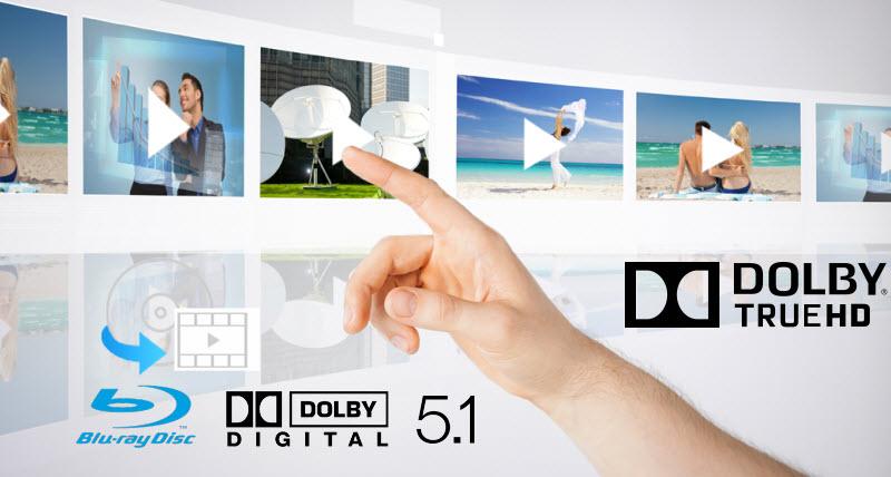 Keep Dolby Digital 5.1/Dolby TrueHD 7.1 in Blu-ray ripping