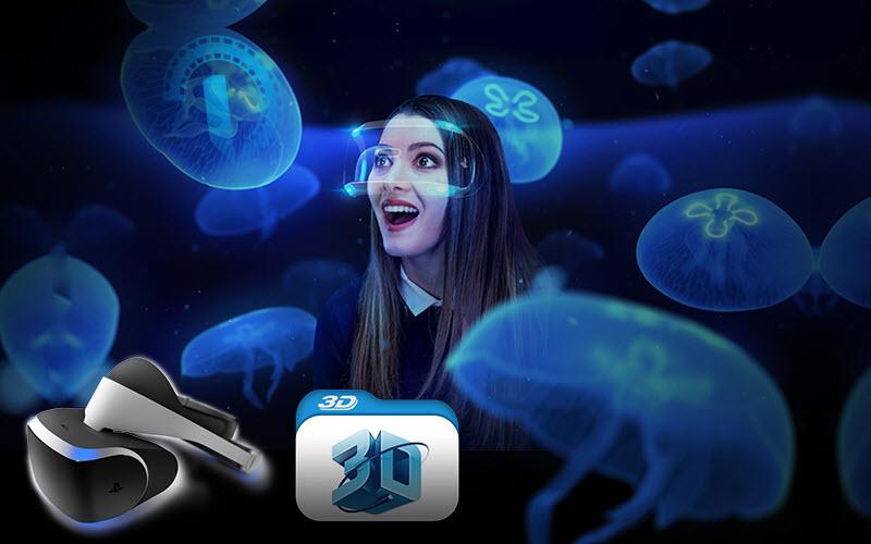 How to Solve PlayStation VR 3D MKV Playback Problems