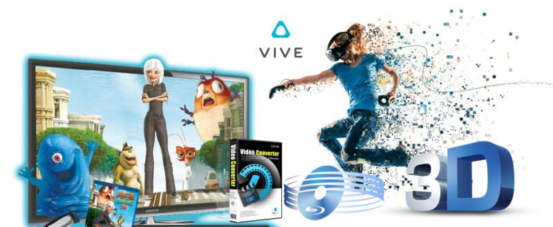 HTC Vive 3D Movie Watching FAQs: Ultimate Tricks and Tips Guide to 3D Movies Playback