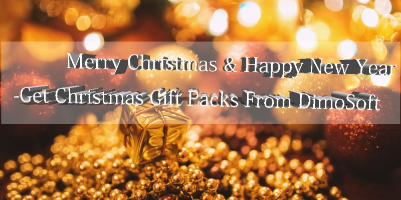 Dimo Holiday Gift Guide 2016: Christmas Free Giveaway & Coupon For Dimo Video Converter