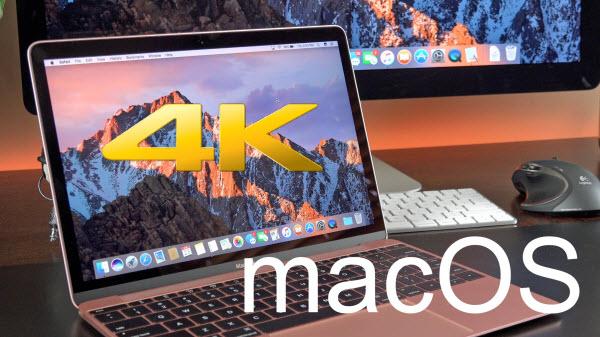 Mac 4K Video Converters Review: Convert 4K Video on Mac OS Sierra