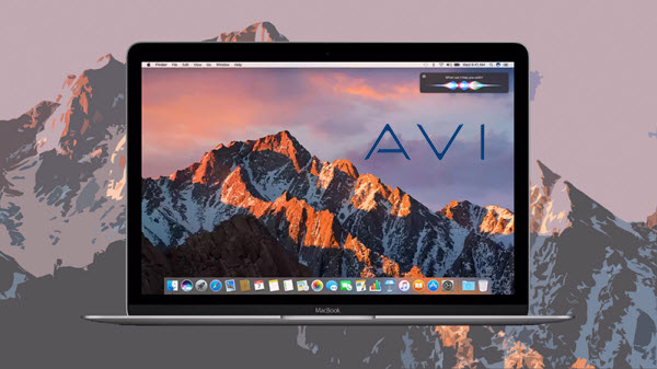 How to play AVI on Mac (MacOS Sierra included)?