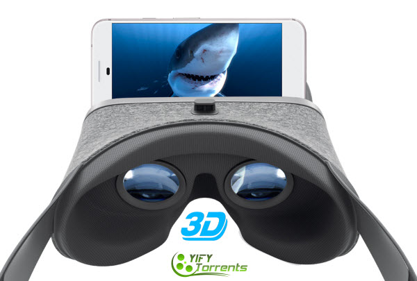 Download and Play 3D YIFY on Daydream View via Pixel (XL)