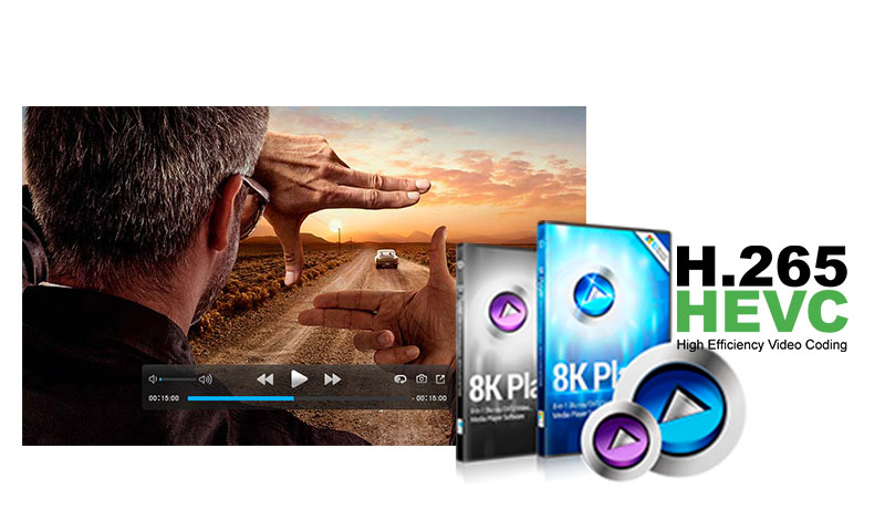 Top 5 Free H.265 Players Software and Alternative Solutions to Play HEVC Videos 2017