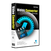 Dimo Video Converter Ultimate for Mac