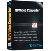 FLV Video Converter for Mac