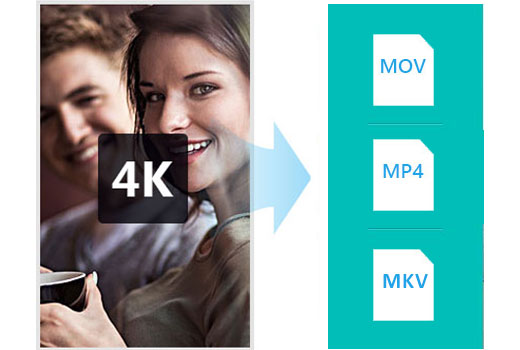 Convert 4K to other 4K formats