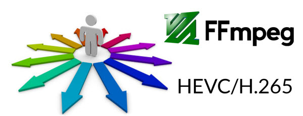 Best FFMPEG Alternatives for converting H 265/HEVC video
