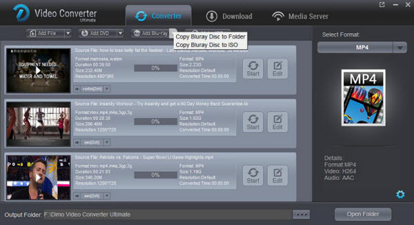 Free Download latest Video Converter to explore more