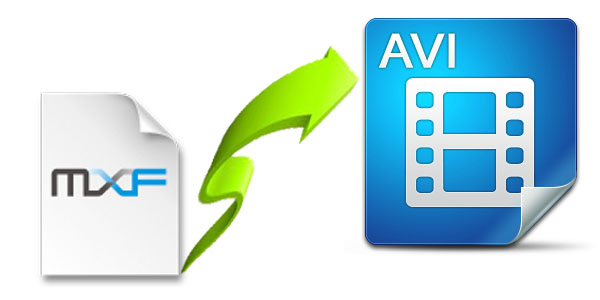 MXF to AVI - How to Convert MXF Files to AVI Losslessly-Cam