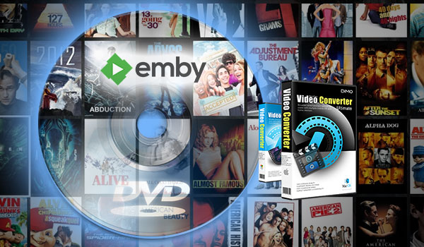 the Ace DVD to Emby Server Ripper