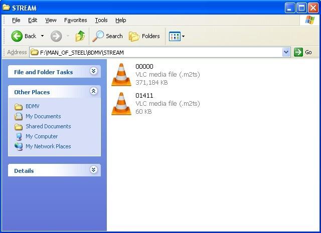 M2TS file