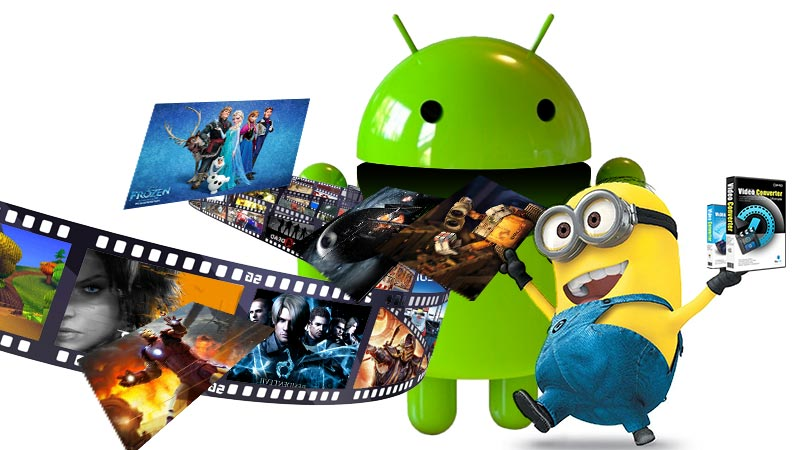 Convert movie to Android