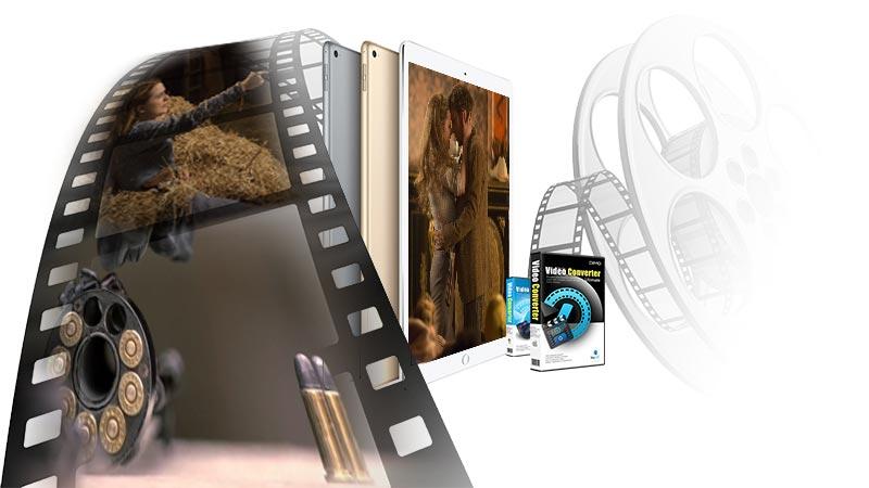 Play MP4 on iPad