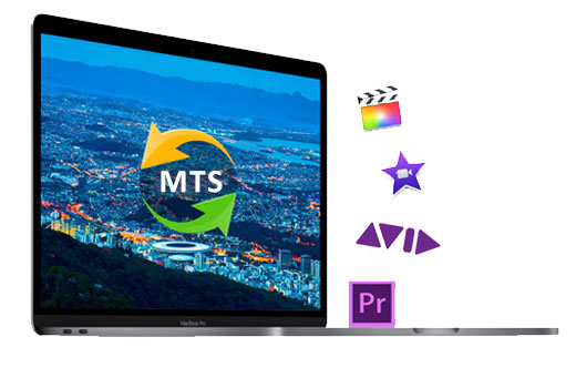 Convert MTS Files to Video Editors