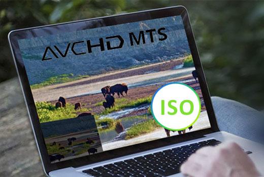 Create ISO for Backup Easily