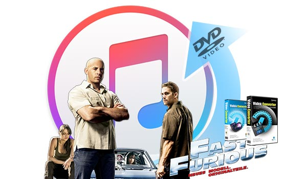 how to add dvd to itunes library
