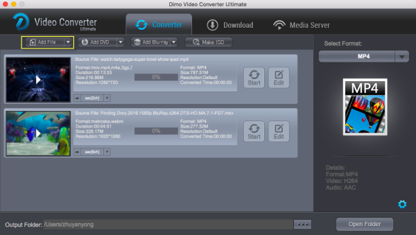 MKV to MP4 with Dolby 7.1 Channel
