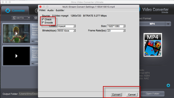 Rip Blu-ray to MKV with multi-track
