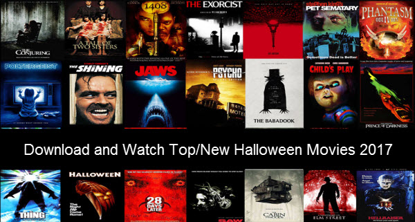 Top/New Must-see Halloween Movies 2017 | Mediaora