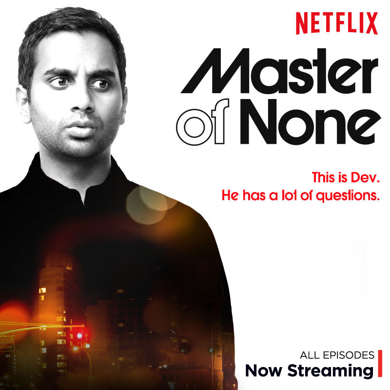 master of none video