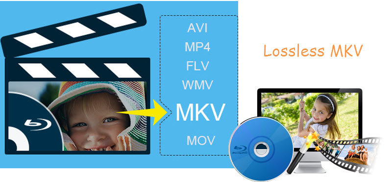 Rip blu-ray to lossless mkv
