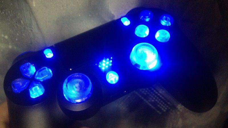 PS4 Neo dualshock controller