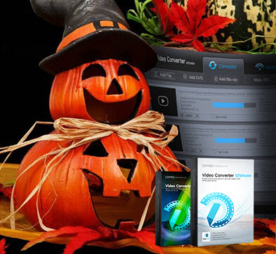 halloween party video converter