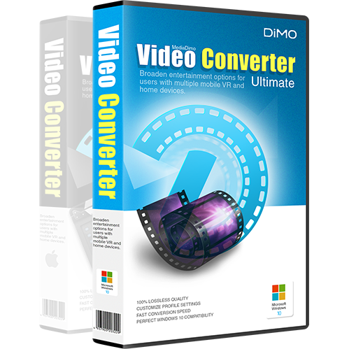 Download Dimo Video Converter Ultimate