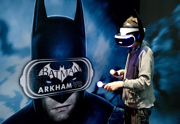 The Batman VR version
