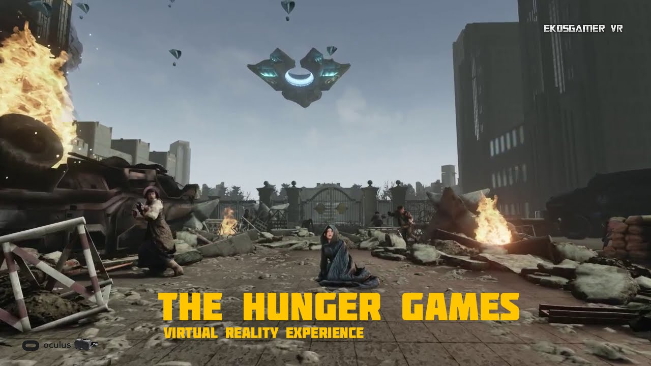 The Hunger Games VR version