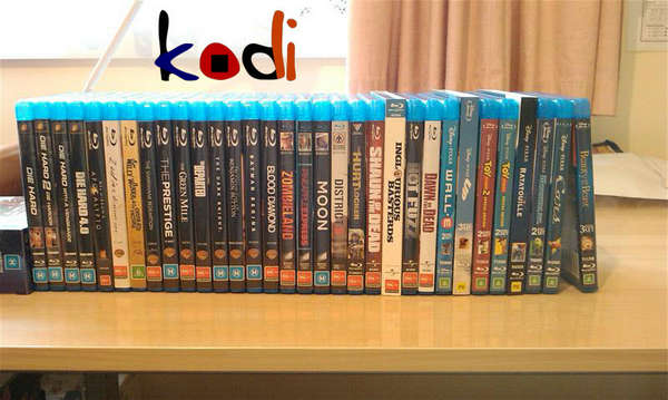 Add Blu-ray to Kodi