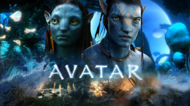 avatar bluray movie