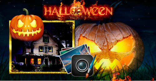 halloween video maker