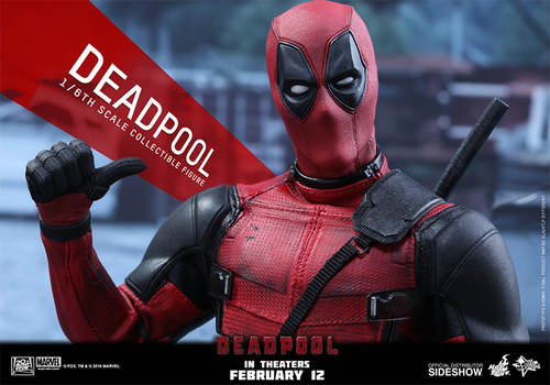 deadpool bluray movie