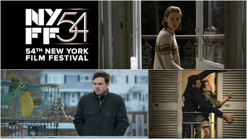 54th New York Film Festival Movies Playback