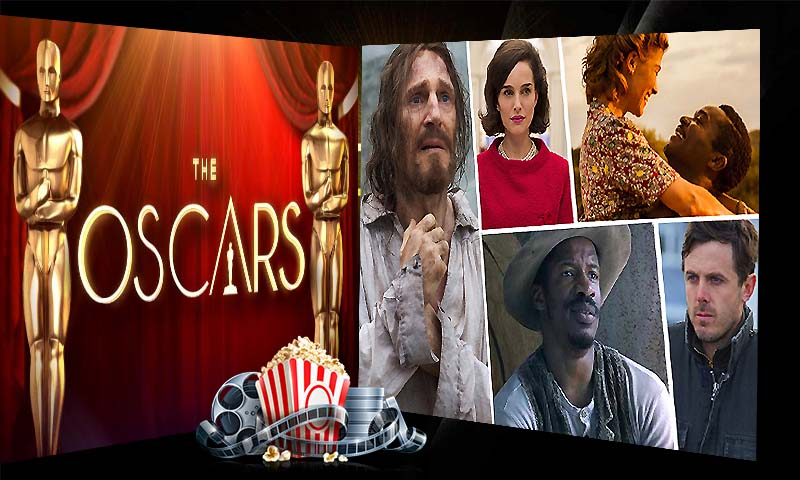 share academy awarded films