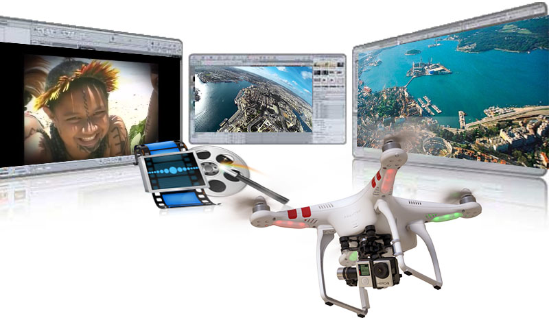 top free editing software for drone users