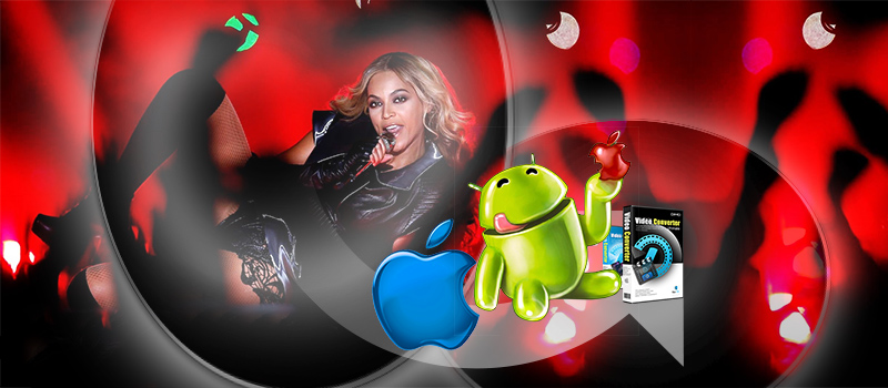 Watch Super Bowl Halftime Show on iPad/iPhone
